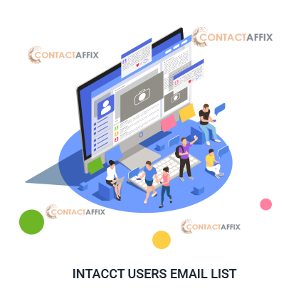 intacct users email list