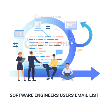 software engineers users email list